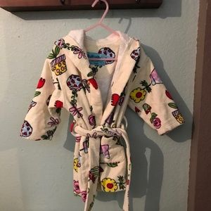 Other - Adorable little boutique robe